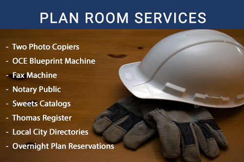 Plan Room Services at NWRBX